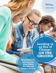 Leading an Era of Change On the Ground